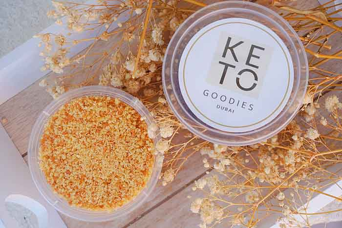 Keto Bread Crumbs Keto Goodies Dubai Keto Savoury Goodies